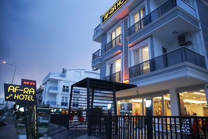 Antalya Af-ra Hotel