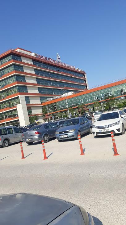 Antalya Araştırma Hastanesi Uncalı Polikliniği