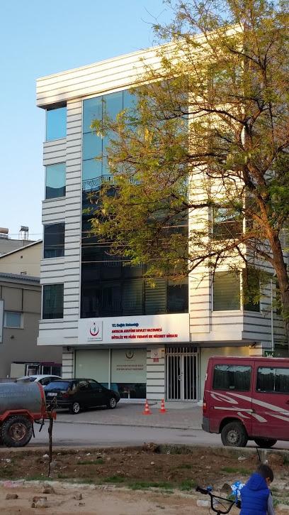Antalya Atatürk Devlet Hastanesi Diyaliz Ve Fizik Tedavi Ek Hizmet Binası