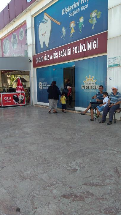 Antalya Büyükşehir Belediyesi Çocuk Ağız ve Diş Sağlığı Merkezi