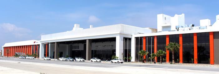 Antalya Expo Center Antalya science and technology expo center
