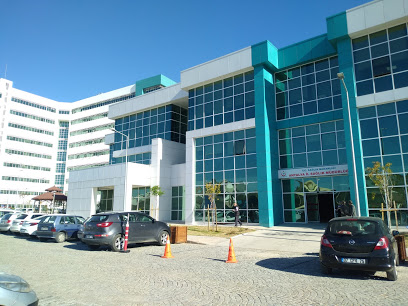 Antalya Kamu Hastaneler Birliği Genel Sekreterliği