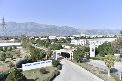Antalya Organize Sanayi Bölge Müdürlüğü