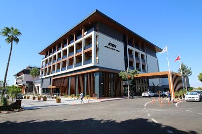 ATGV Antalya Education and Social Facilities