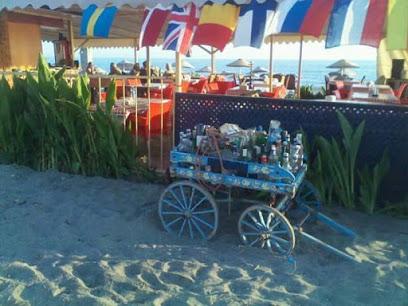 Cemsa beach park Plaj restaurant bar