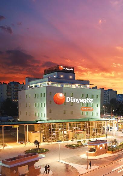 Dünyagöz Hospital - Antalya