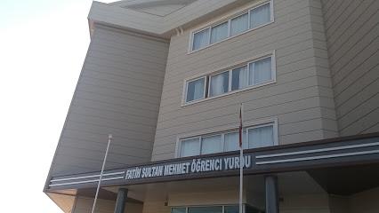 Fatih Sultan Mehmet Öğrenci Yurdu