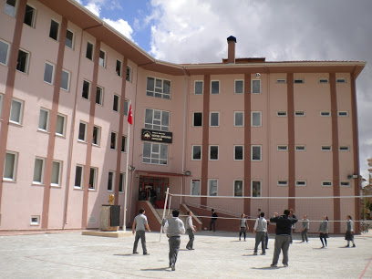 Haji-Sharif in Ethem Kavukçu High School