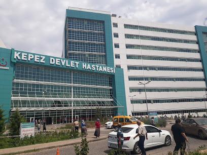 Kepez State Hospital