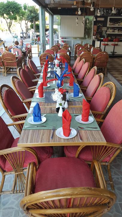 Milano Restaurant & Martin Baari Alanya