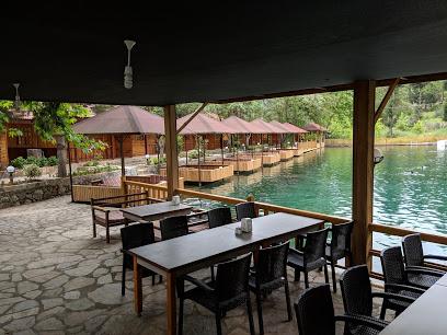 Perge Doğa Evleri - Restaurant
