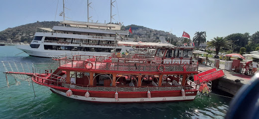 RED PİRATE BOAT TOUR ALANYA