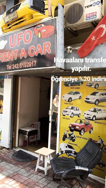 Ufo Rent A Car
